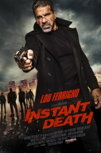 Instant Death Poster Raw